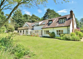 Thumbnail 6 bed detached house for sale in Buxton Road, Frettenham, Norwich
