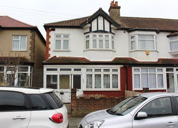 Thumbnail 3 bed end terrace house for sale in Manor Way, Mitcham