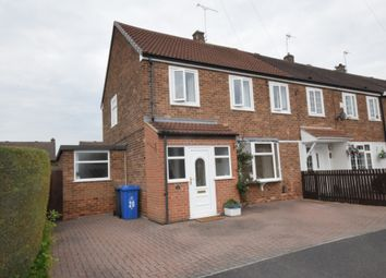 Thumbnail 3 bed end terrace house for sale in Cricklewood Road, Mackworth, Derby, Derbyshire