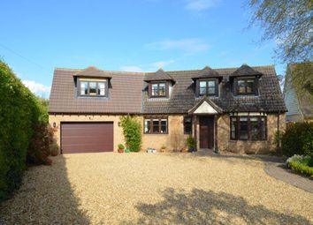 Thumbnail 4 bed detached house for sale in Rectory Lane, Orlingbury, Kettering
