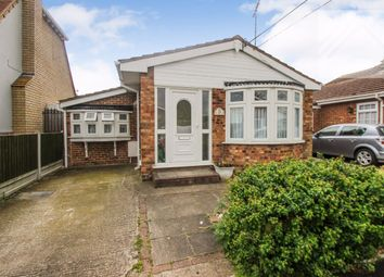 Thumbnail 2 bed bungalow for sale in Letzen Road, Canvey Island