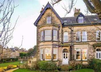 Thumbnail 2 bed flat for sale in Lancaster Road, Harrogate, North Yorkshire