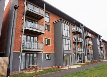 Thumbnail 2 bed flat for sale in Elmwood Park Court, Newcastle Upon Tyne