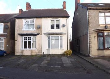 3 bed semi-detached house for sale in Ashburton Road, Hugglescote, Coalville LE67