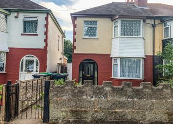 Thumbnail 3 bed semi-detached house for sale in Trinity Road South, West Bromwich