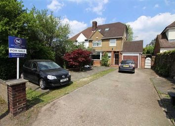 Thumbnail 4 bed semi-detached house for sale in Furzehill Road, Borehamwood, Herts