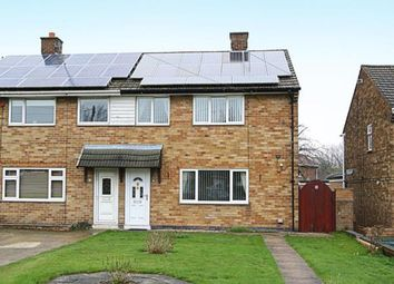 Thumbnail 2 bed semi-detached house for sale in Aster Close, Beighton, Sheffield, South Yorkshire