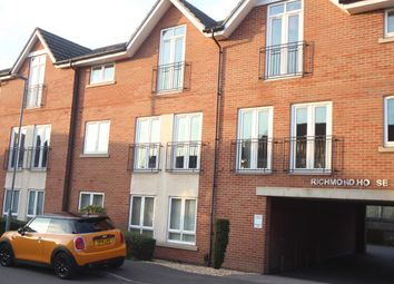 Thumbnail 2 bed flat for sale in Richmond Gate, Hinckley