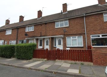 Thumbnail 2 bed terraced house to rent in Burdon Close, Newton Aycliffe