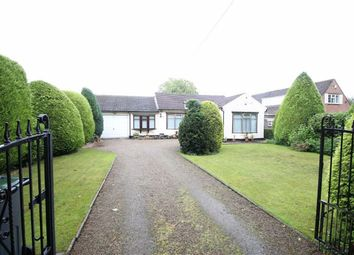 Thumbnail 2 bed detached bungalow for sale in Middleton Lane, Middleton St. George, Darlington