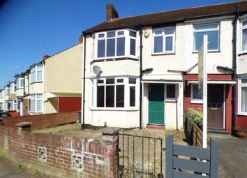 Thumbnail 3 bedroom semi-detached house to rent in Shelley Road, Luton