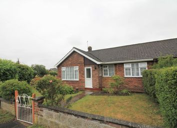 Thumbnail 3 bed semi-detached bungalow to rent in Coronation Road, Norwich