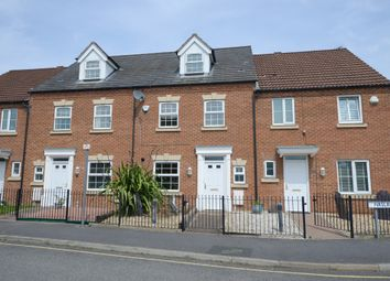 Thumbnail 4 bed town house for sale in Haslam Court, Chesterfield