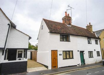 Thumbnail 1 bed detached house to rent in Monks Row, Crib Street, Ware