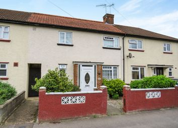 Thumbnail 3 bedroom terraced house for sale in Desmond Road, Watford