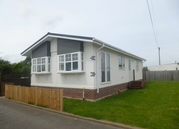 Thumbnail 2 bed mobile/park home for sale in Parkfield Farm, Meols, Wirral