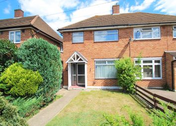 3 bed semi-detached house for sale in Clayton Road, Chessington KT9