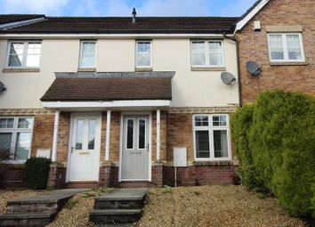 Thumbnail 2 bed terraced house for sale in Tudor Mews, Miskin, Pontyclun, Rhondda, Cynon, Taff.