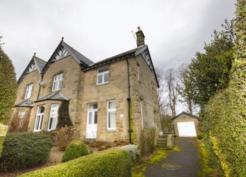Thumbnail 3 bedroom semi-detached house for sale in Swansfield Park Road, Alnwick, Northumberland