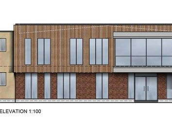 Thumbnail Commercial property for sale in Proposed Office Development, Option B, City Office Park, Crusader Road, Tritton Road, Lincoln
