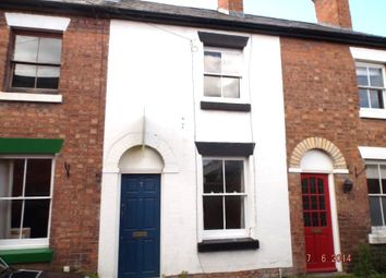 Thumbnail 2 bed terraced house to rent in Brougham Square, Trinity Street, Shrewsbury