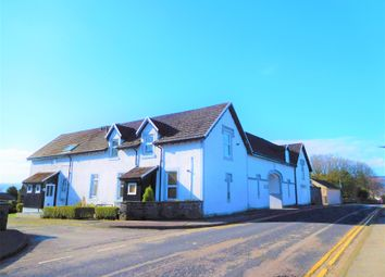 Thumbnail 1 bed flat for sale in 3 Coach Houses, Argyll Road, Dunoon