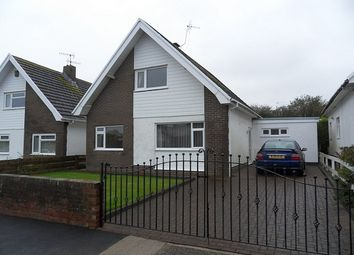Thumbnail 3 bed detached house to rent in Heatherslade Road, Southgate, Swansea