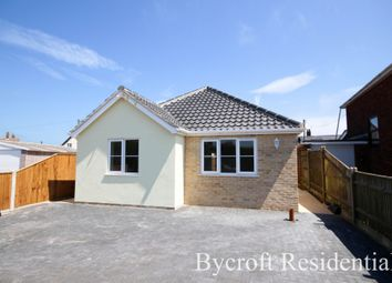Thumbnail 3 bed detached bungalow for sale in Nightingale Close, Scratby, Great Yarmouth