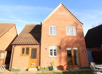 Thumbnail 4 bedroom detached house for sale in Church Gate, Sutton Bridge