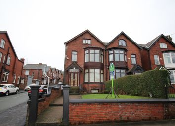 Thumbnail 2 bed flat to rent in Wigan Road, Bolton