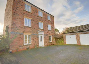 Thumbnail 6 bed detached house for sale in South Farm, Nedderton Village, Bedlington