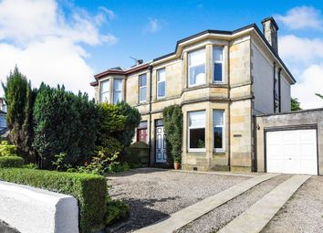 Thumbnail 3 bed detached house for sale in Arkleston Road, Paisley