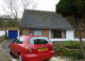 Thumbnail 3 bed semi-detached bungalow to rent in Hawthorn Close, Chinley, High Peak