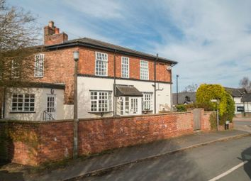 Thumbnail 4 bed end terrace house for sale in Church View, Vicarage Lane, Bowdon