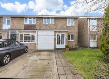 Thumbnail 3 bed semi-detached house for sale in Adlington Place, Farnborough