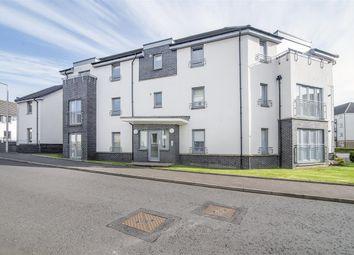 Thumbnail 2 bedroom flat for sale in Crookston Court, Larbert