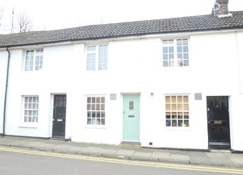 Thumbnail 2 bed terraced house to rent in Abbey Street, Farnham