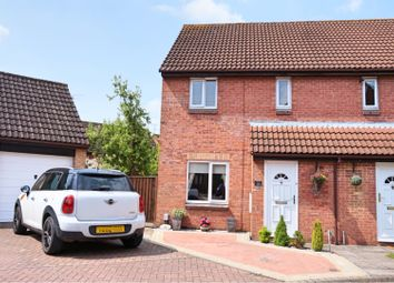 Thumbnail 3 bed semi-detached house for sale in Pioneer Close, Swindon