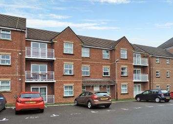 Thumbnail 2 bed flat for sale in Pipkin Court, Parkside, Coventry.