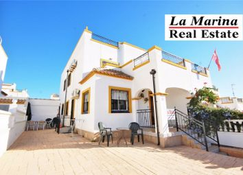 Thumbnail 3 bed semi-detached house for sale in La Marina, Costa Blanca South, Spain