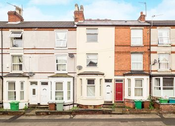 Thumbnail 4 bedroom terraced house for sale in Gladstone Street, Nottingham