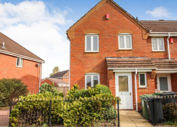 Thumbnail 3 bed end terrace house to rent in Ophelia Drive, Leamington Spa