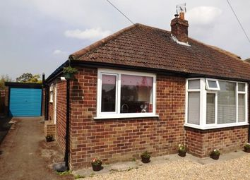 Thumbnail 3 bed bungalow for sale in Kirkham Road, Harrogate, North Yorkshire, England