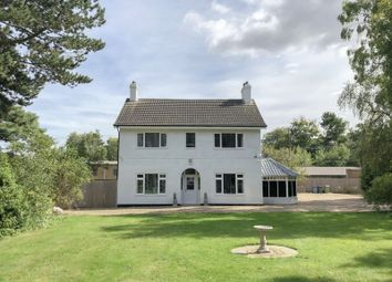 Thumbnail 4 bed detached house for sale in Scotter Common, Gainsborough