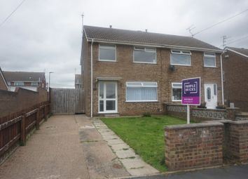 Thumbnail 3 bed semi-detached house for sale in Ark Royal, Hull