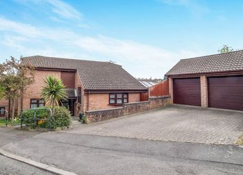 Thumbnail 5 bed detached house for sale in Swallow Rise, Chatham