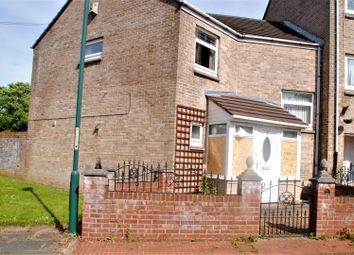Thumbnail 4 bedroom semi-detached house for sale in Edendale Court, South Shields