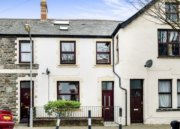 Thumbnail 4 bedroom terraced house for sale in Harold Street, Roath, Cardiff