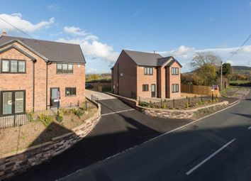Thumbnail 4 bed detached house for sale in Tall Ash Cottage Development Buxton Road, Congleton