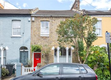 Thumbnail 3 bed terraced house for sale in Mount Pleasant Crescent, Stroud Green, London